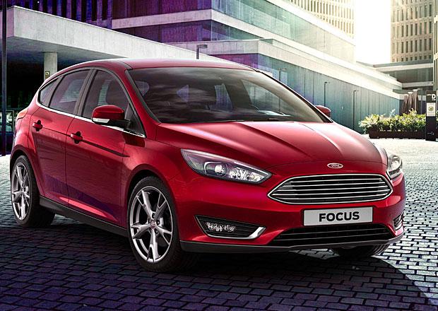 Ceny modernizovaného Fordu Focus: 1.6 Ti-VCT se 77 kW za 336.990 Kč