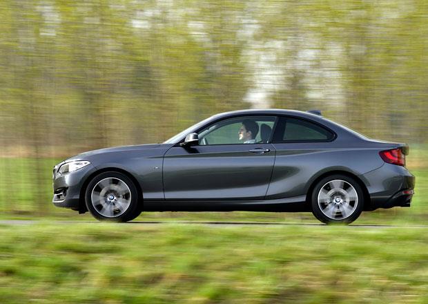 BMW 220d: Dvojkové kupé dostalo turbodiesel se 140 kW a 400 N.m