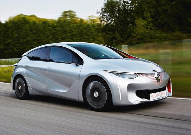 Renault Eolab Concept: Se spotřebou 1 l na 100 km