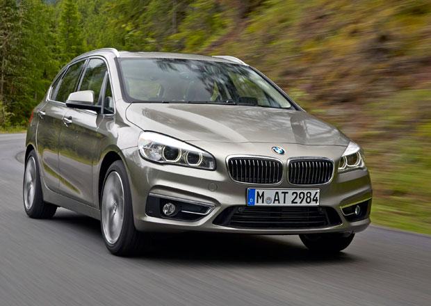 BMW 2 Active Tourer: Nové motory a pohon všech kol