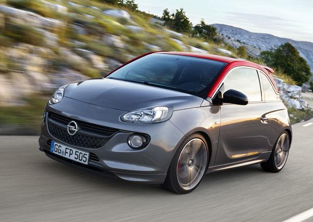Opel Adam S: Stylový prcek z Rüsselsheimu dostal 150 koní