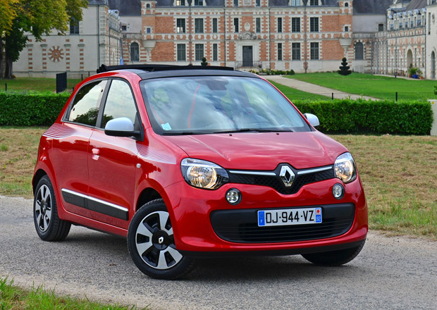 Renault Twingo: Prvn� j�zdn� dojmy