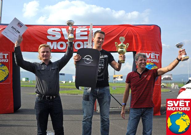 Reportáž: Nejlepší český řidič 2014 zná své vítěze (+ video)