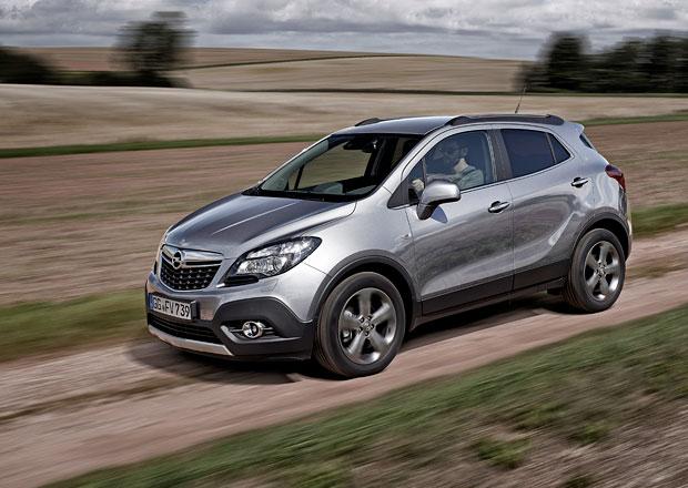 Opel Mokka: V Paříži s novým turbodieselem 1.6 CDTI