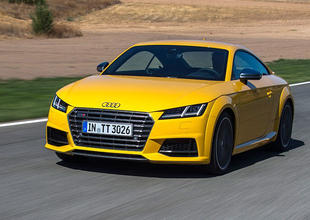 Audi TT: První jízdní dojmy