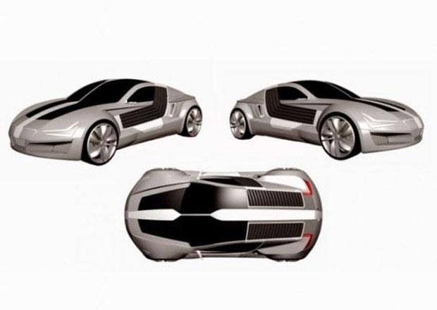 Koncept Seat GT s motorem vzadu se objevil na patentových snímcích