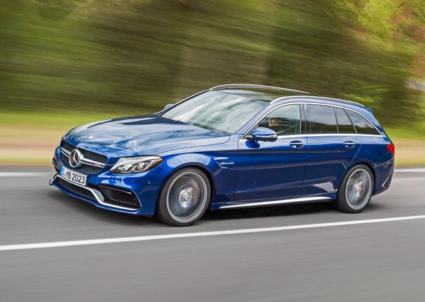 Mercedes-Benz C 63 AMG oficiálně svýkonem až 375 kW