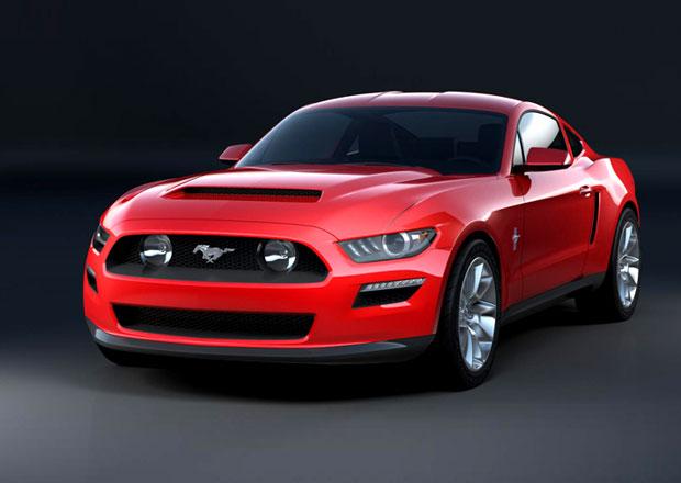Ford Mustang: Jak mohl vypadat pony šesté generace?
