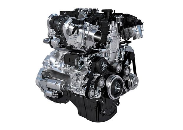 Jaguar XE: Turbodiesely nabídnou 163 k a 180 k