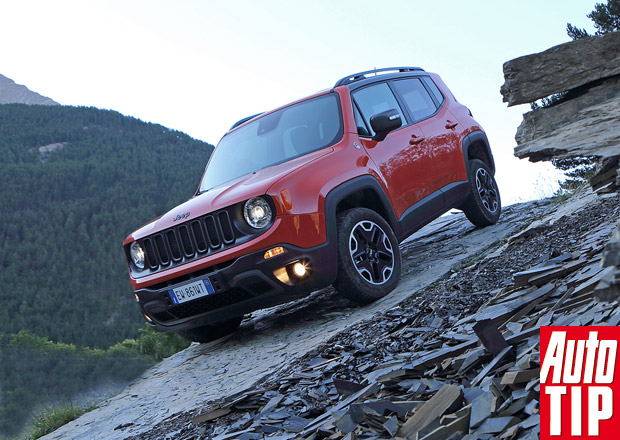 Jeep Renegade: První jízdní dojmy