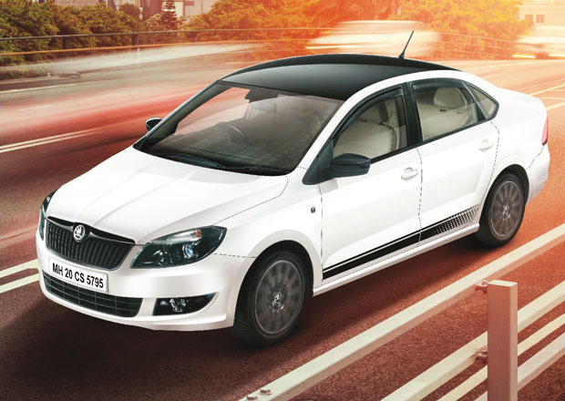 Škoda Rapid: Modernizovaná verze pro Indii se dočkala nového 1.5 TDI (+video)