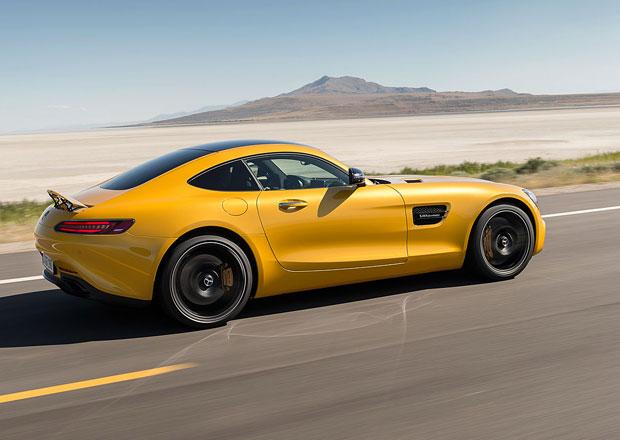 Mercedes se m�n�, z model� AMG miz� jm�no Benz