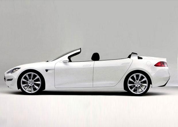 Tesla Model S Convertible: Dva páry dveří a plátěná střecha (+video)