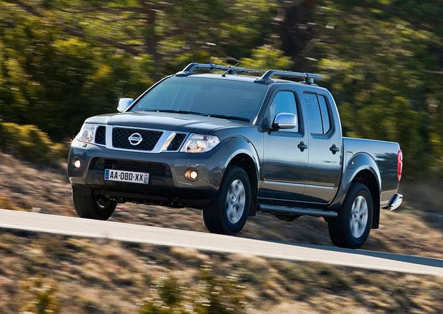 Nissan Navara: Retuše pro konec kariéry