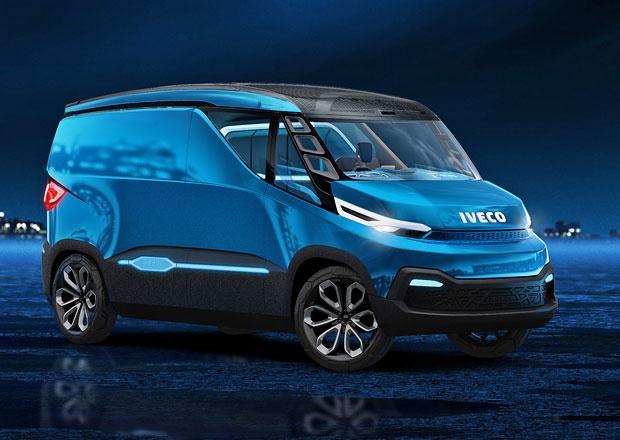 Iveco Vision: Pohled do budoucnosti lehký užitkových vozidel
