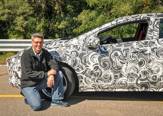 Chevrolet Volt: Jak se maskují prototypy nové generace?