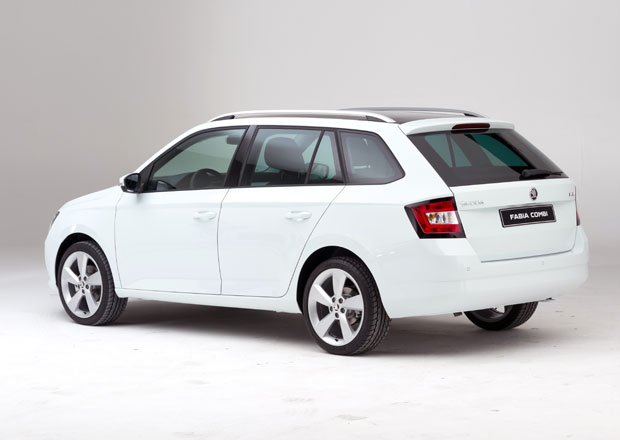Škoda spustila výrobu Fabie Combi, do prodeje půjde v polovině ledna