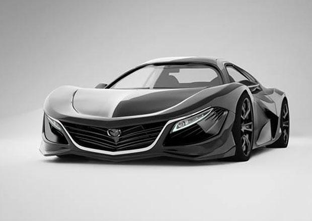 Mazda RX-9: Vize z Nového Zélandu