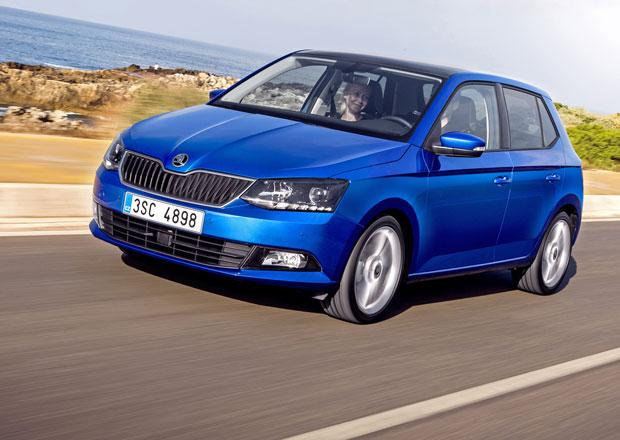 Škoda Fabia III: S výhodným paketem Active Plus od 239.900 Kč