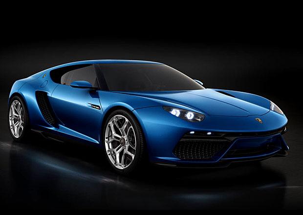 Lamborghini Asterion LPI 910-4 Concept: Hybridní hypersport má 910 koní