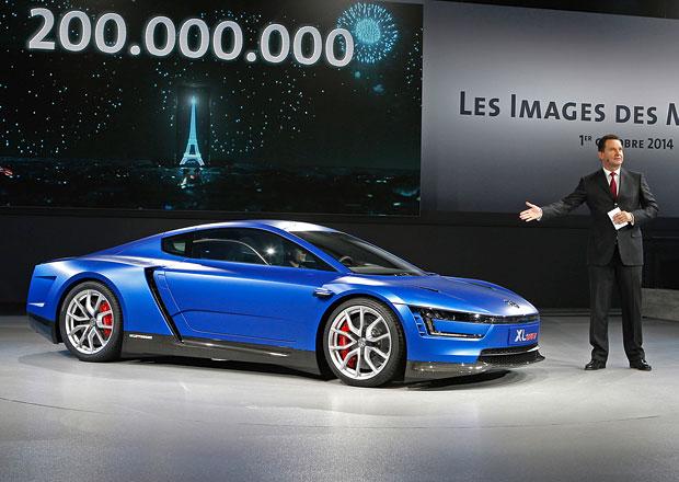 Volkswagen XL Sport: Čtyřkolové desmo z Wolfsburgu