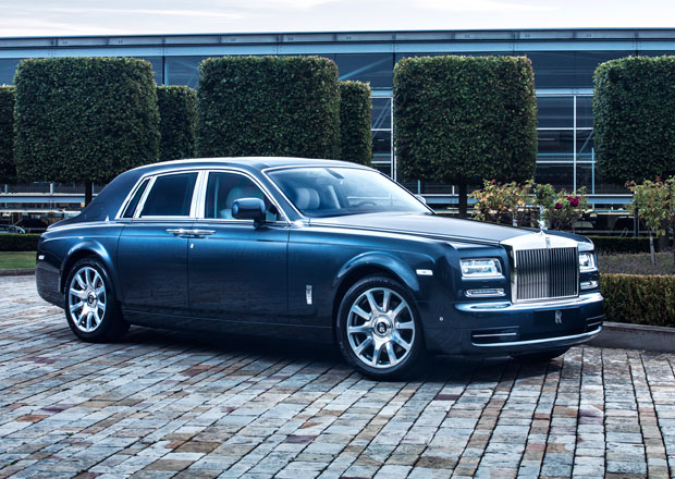 Rolls-Royce Phantom Metropolitan Collection jako demonstrace luxusu