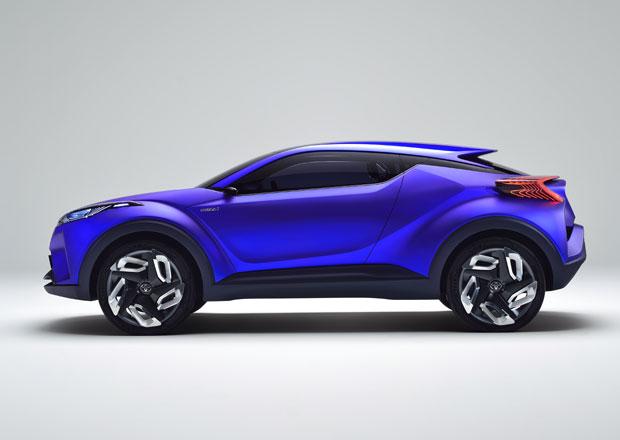 Toyota CH-R: Hybridní stylovka převážně do města