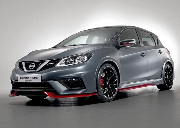 Nissan Pulsar Nismo Concept: Předzvěst ostrého hatchbacku