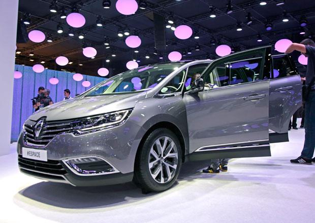 První dojmy: Renault Espace (+video)
