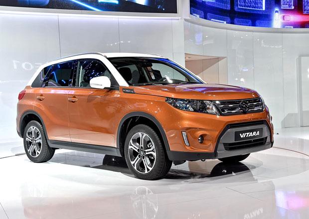 První dojmy: Suzuki Vitara