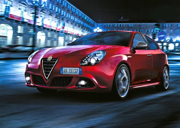 Alfa Romeo Giulietta Sprint: Sprintující Julinka se vrací
