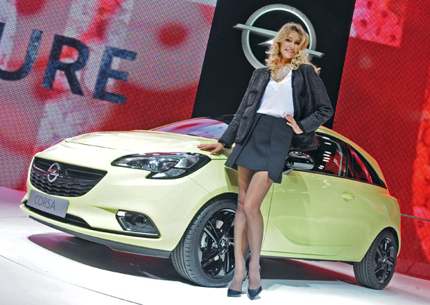 Nový Opel Corsa jde do boje s Fabií a i20