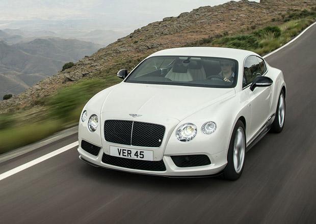Bentley zvažuje nový základní model