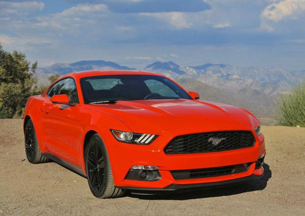 Ford Mustang: Jak prodávat pony car s oturbeným čtyřválcem 2.3 EcoBoost?