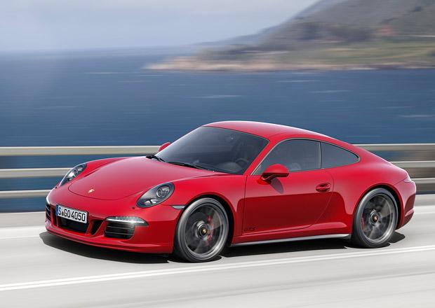 Porsche 911 Carrera GTS: Druhá nejvýkonnější