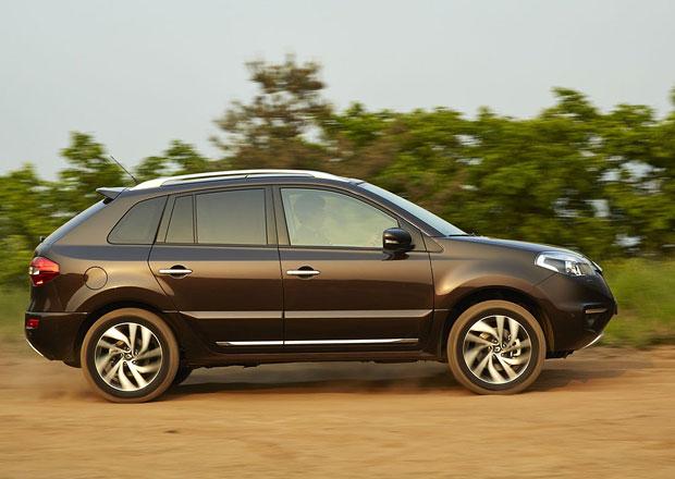 Renault p�ipravuje dv� nov� SUV