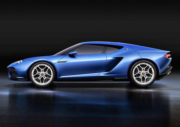 S Lamborghini Asterion se nepočítá