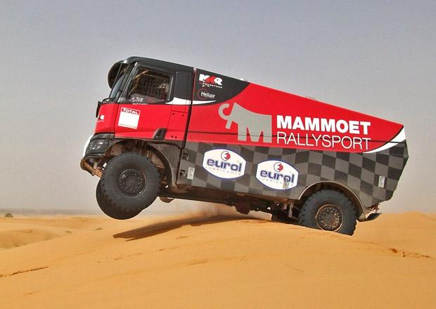 Severočeský tým MKR Technology míří na Dakar