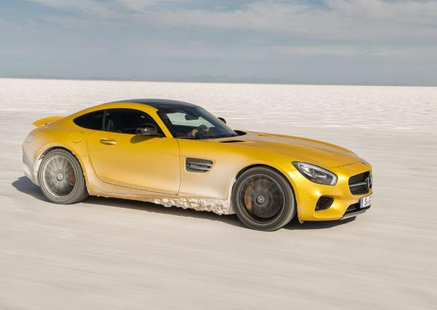 Mercedes-AMG GT: Na českém trhu od 3,24 milionu Kč