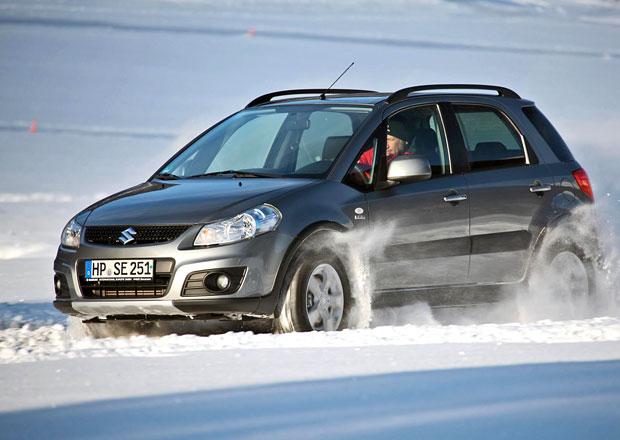 Servisní akce Suzuki: Aby vás sníh nezaskočil
