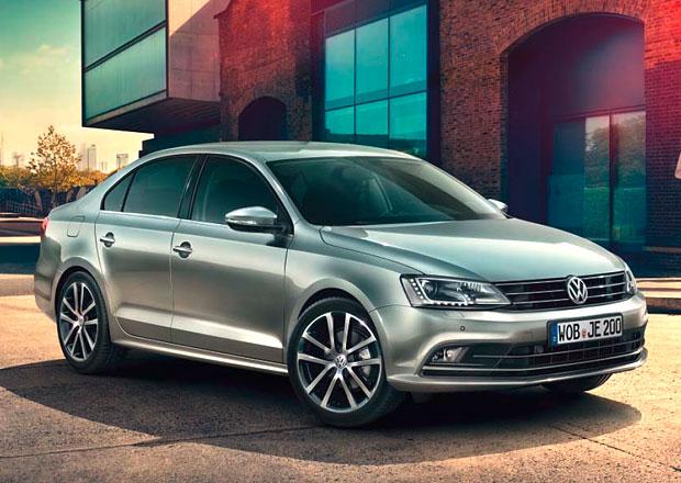 Nový Volkswagen Jetta v Německu v přepočtu od 597.000 Kč