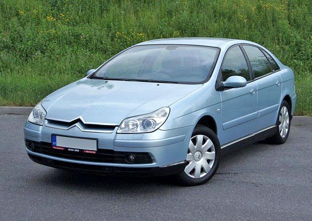 Ojetý Citroën C5 2.0 HDi: S naftou chybu neuděláte