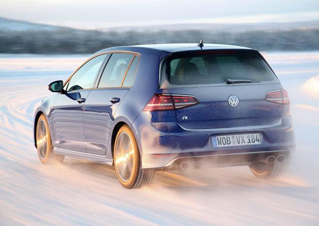 Zimní servisní akce u Volkswagenu