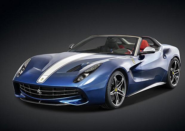 Ferrari F60America: Deset kusů k zámořskému jubileu