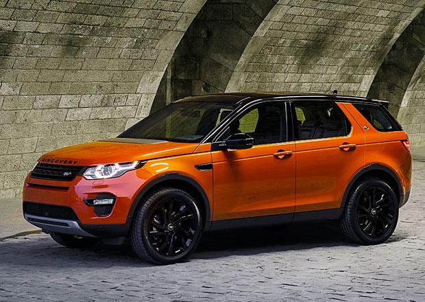 Land Rover Discovery Sport: Zvažuje se silná vznětová verze proti SQ5