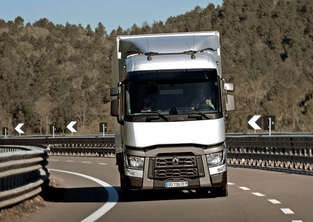 Renault Trucks řady T nastupuje ve verzi Optifuel