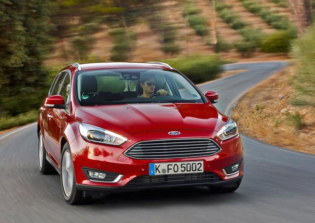 Výroba modernizovaného Fordu Focus zahájena