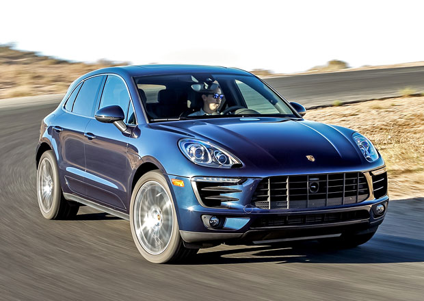 Porsche Macan Diesel nebude chybět ani v USA