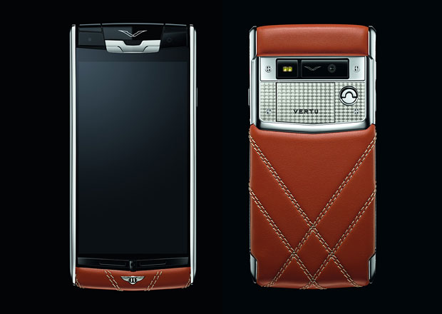 Vertu for Bentley je skute�n� luxusn�m smartphonem (+video)