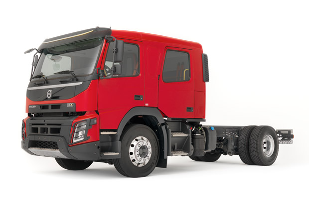 Volvo FL a FMX s novou prodlouženou kabinou